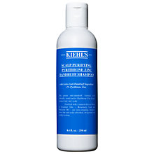 Buy Kiehl's Scalp Dandruff Shampoo, 250ml Online at johnlewis.com