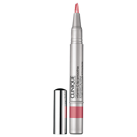 Buy Clinique Vitamin C Lip Smoothie Antioxidant Lip Colour Online at johnlewis.com