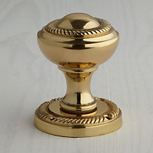 Buy John Lewis Georgian Mortice Knob, Dia.51mm Online at johnlewis.com