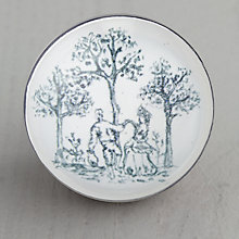 Buy Bombay Duck Vintage Scene Cupboard Knob, Dia.40mm Online at johnlewis.com