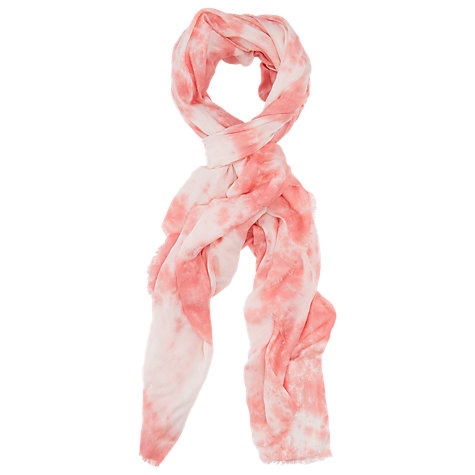 Buy French Connection Splash Scarf Online at johnlewis.com