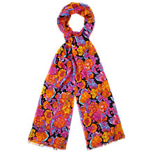 Buy Whistles Victoria Scarf, Multi Online at johnlewis.com