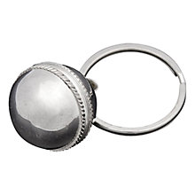 Buy Culinary Concepts Cricket Ball Keyring Online at johnlewis.com