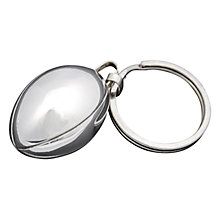 Buy Culinary Concepts Rugby Ball Keyring Online at johnlewis.com