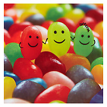 Buy Card Mix Jelly Beans Hand in Hand Birthday Card Online at johnlewis.com