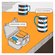 Buy Card Mix Cracking Jugs, Nice Lunchbox Greeting Card Online at johnlewis.com