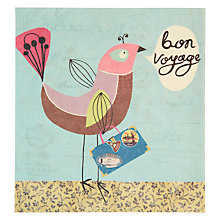 Buy Caroline Gardner Bon Voyage Greeting Card Online at johnlewis.com