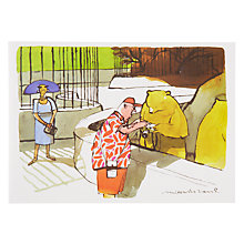 Buy Wild Card Company Bear Camera Greeting Card Online at johnlewis.com