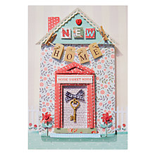 Buy Woodmansterne Bits and Pieces New Home Greeting Card Online at johnlewis.com