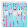 Buy Mint Publishing Cupcakes Birthday Card Online at johnlewis.com
