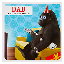 Buy Paperlink Happy Birthday Dad Card Online at johnlewis.com