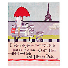Buy Really Good Daydream Birthday Card Online at johnlewis.com
