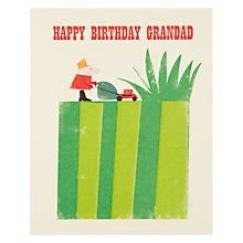 Buy Art File Grandad Birthday Card Online at johnlewis.com