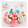 Buy Woodmansterne Cupcakes on Plate Birthday Card Online at johnlewis.com