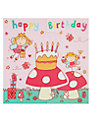 Twizler Fairy Cake Birthday Card