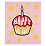 Buy Portfolio Faircake Candy Birthday Card Online at johnlewis.com