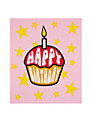 Portfolio Faircake Candy Birthday Card