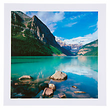 Buy PJF Photography Lake Louise Greeting Card Online at johnlewis.com