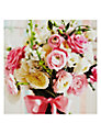 Woodmansterne Bunch of Flowers Greeting Card