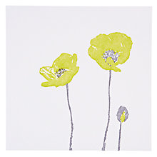 Buy The Art Rooms Poppy Greeting Card Online at johnlewis.com