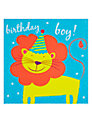 Belly Button Sherbet Birthday Boy Card