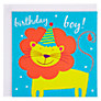 Buy Belly Button Sherbet Birthday Boy Card Online at johnlewis.com