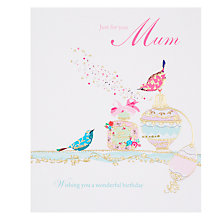 Buy Woodmansterne Sweet Scent Birthday Card Online at johnlewis.com