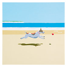 Buy Art Beat Summer Fun Greeting Card Online at johnlewis.com