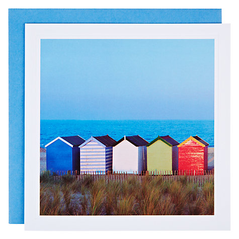 Buy PJF Photography Southwold Sunset Greeting Card Online at johnlewis.com