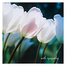 Buy Woodmansterne Harmony Sympathy Card Online at johnlewis.com