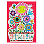 Buy Rachel Ellen Tiddlywinks Get Well Soon Flowers Card Online at johnlewis.com