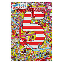 Buy Woodmansterne Cake Factory 5th Birthday Card Online at johnlewis.com