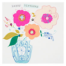 Buy Belly Button Marmalade Birthday Card Online at johnlewis.com