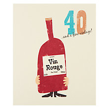 Buy Art File 40 and A Fine Vintage Birthday Card Online at johnlewis.com