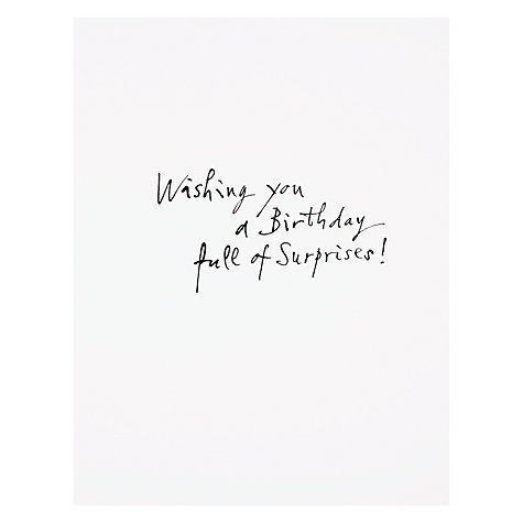 Buy Woodmansterne Toasting 90th Birthday Card Online at johnlewis.com