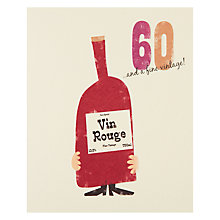 Buy Art File 60 and A Fine Vintage Birthday Card Online at johnlewis.com