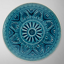 Buy John Lewis Medina Dinner Plate Online at johnlewis.com