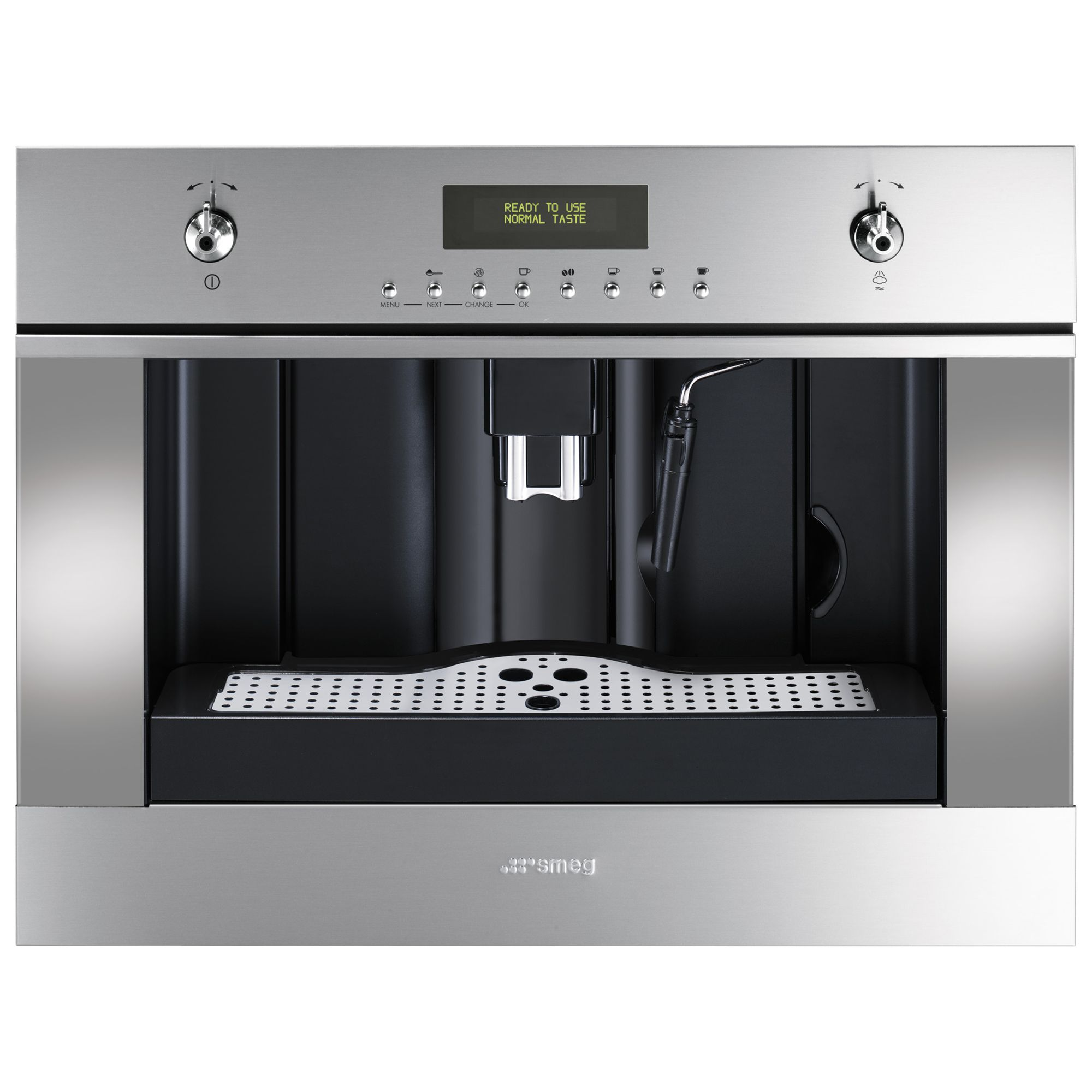 John Lewis Hob Coffee Maker : Buy Smeg CMS45X Classic Built In Coffee Machine, Stainless Steel John Lewis
