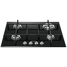 Buy Smeg PV640 Gas Hob Online at johnlewis.com
