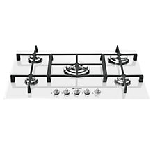 Buy Smeg PV750 Gas Hob Online at johnlewis.com