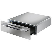 Buy Smeg CT15 Built-In Warming Drawer Online at johnlewis.com