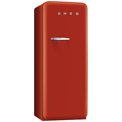 Smeg CVB20R Tall Freezer, A+ Energy Rating, 60cm Wide, Right-hand Hinge