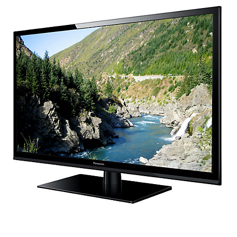 "Buy Panasonic Viera TX-L19XM6B HD 720p LED TV, 19"" with Freeview HD Online at johnlewis.com"