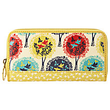 Buy Fossil Key-Per Zip Purse Online at johnlewis.com