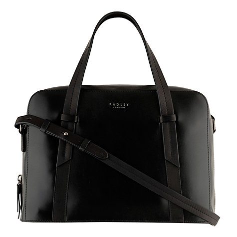 Buy Radley Malton Medium Leather Grab Handbag Online at johnlewis.com