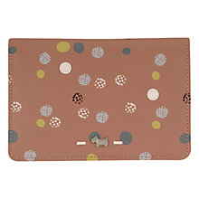 Buy Radley On The Dot Medium Zip Purse, Dusky Pink Online at johnlewis.com