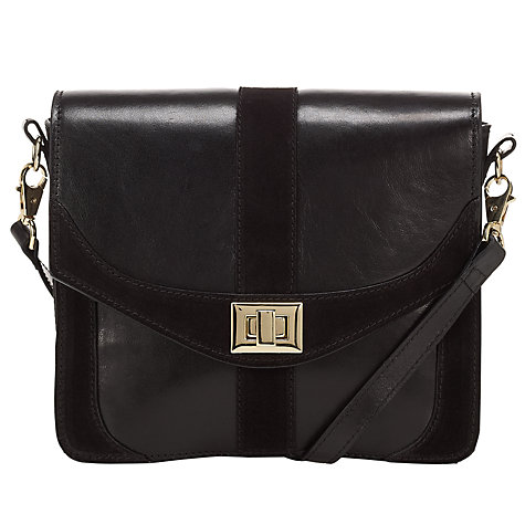 Buy Somerset by Alice Temperley Clover Medium Cross Body Handbag Online at johnlewis.com
