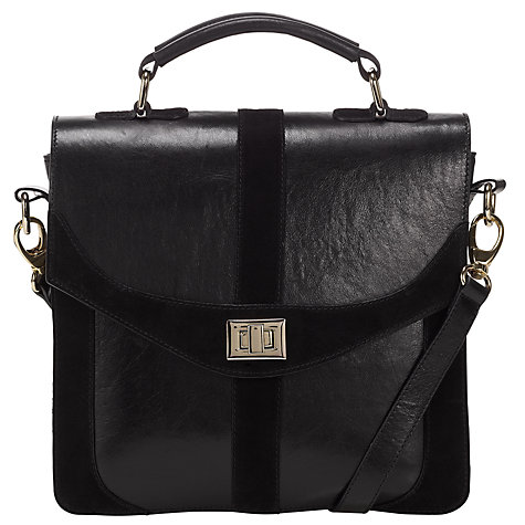 Buy Somerset by Alice Temperley Clover Large Cross Body Handbag Online at johnlewis.com