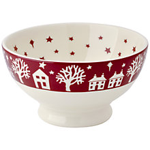 Buy Emma Bridgewater Christmas Town French Bowl Online at johnlewis.com