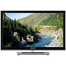 Buy Sharp LC24LE250K HD 720p LCD TV, 24 Inch with Freeview Online at johnlewis.com